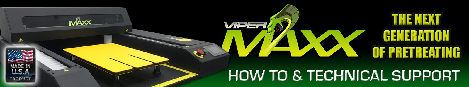 Viper MAXX TECHNICAL SUPPORT